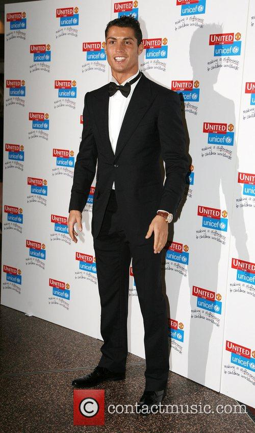 Annual Manchester United for Unicef charity dinner held...