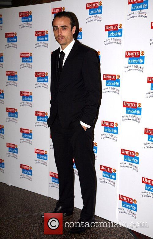 Dimitar Berbatov Annual Manchester United for Unicef charity...