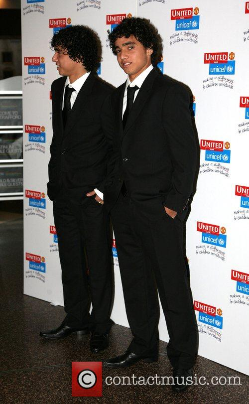 Guests Annual Manchester United for Unicef charity dinner...