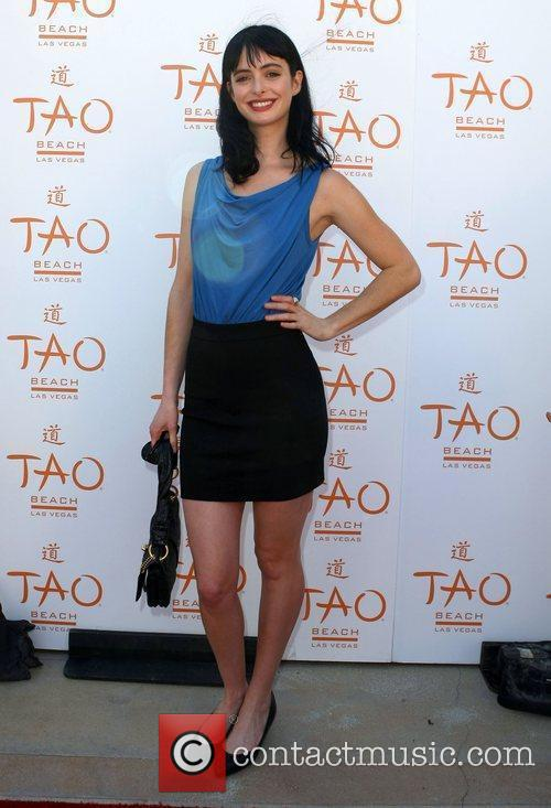Krysten Ritter Mandy Moore hosts the season opening...