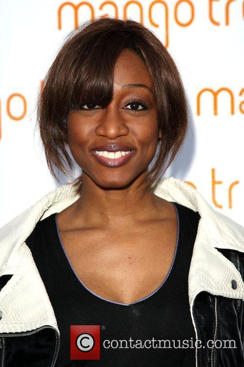 Beverley Knight Thai New Year Party held at...