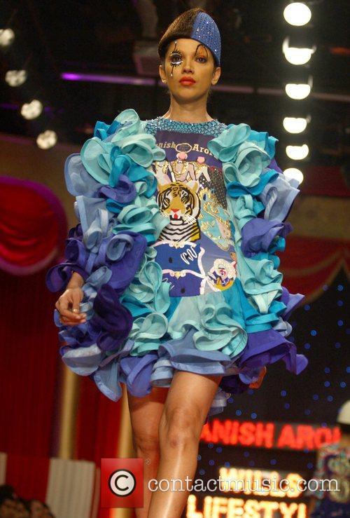 Wills India Fashion Week - Manish Arora Spring/Summer...