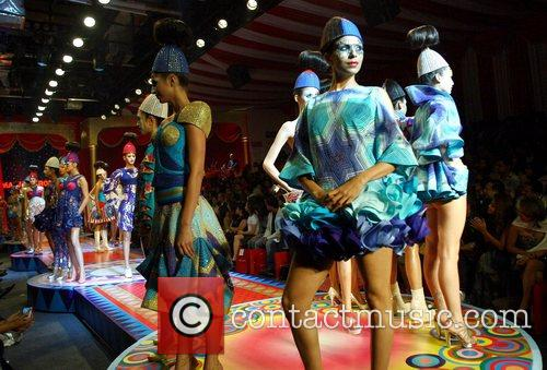 Wills India Fashion Week - Manish Arora Spring/Summer...