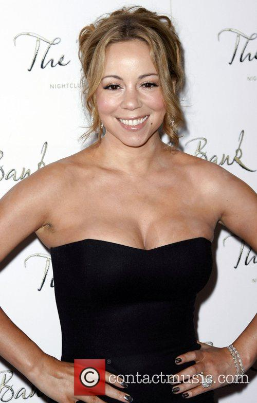 Mariah Carey, The Bank nightclub