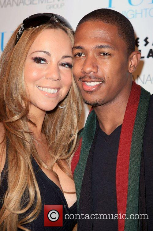 Mariah Carey, Nick Cannon, Caesars Palace, Pure Nightclub