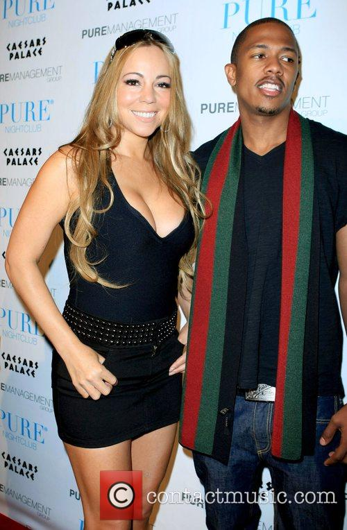 Mariah Carey and Nick Cannon 4