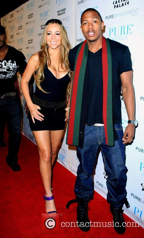 Mariah Carey and Nick Cannon 6