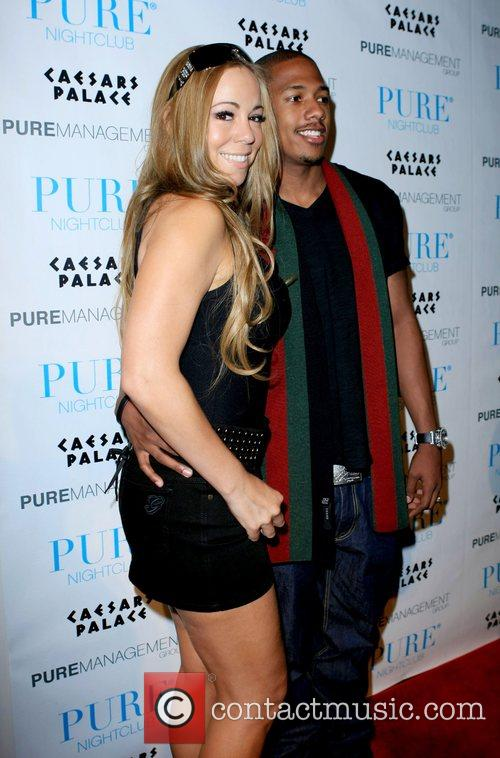 Mariah Carey and Nick Cannon 5