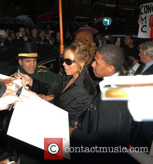 Mariah Carey and her husband Nick Cannon 10