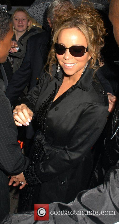 Mariah Carey and her husband Nick Cannon 3