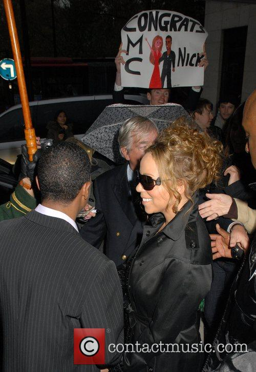 Mariah Carey and her husband Nick Cannon 5