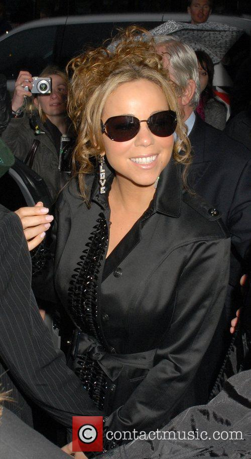 Mariah Carey, her husband