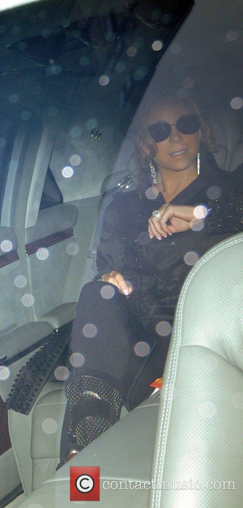 Mariah Carey and her husband 1