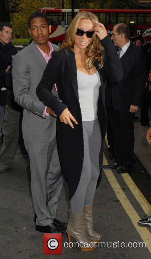 Mariah Carey and Husband Nick Cannon 7