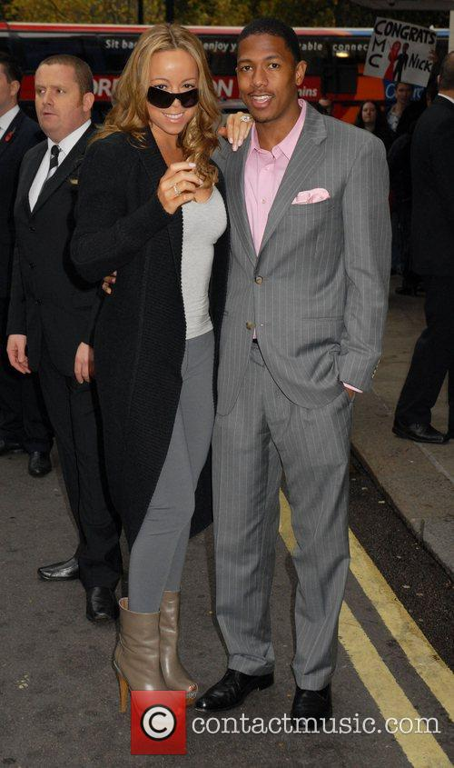 Mariah Carey and Husband Nick Cannon 4
