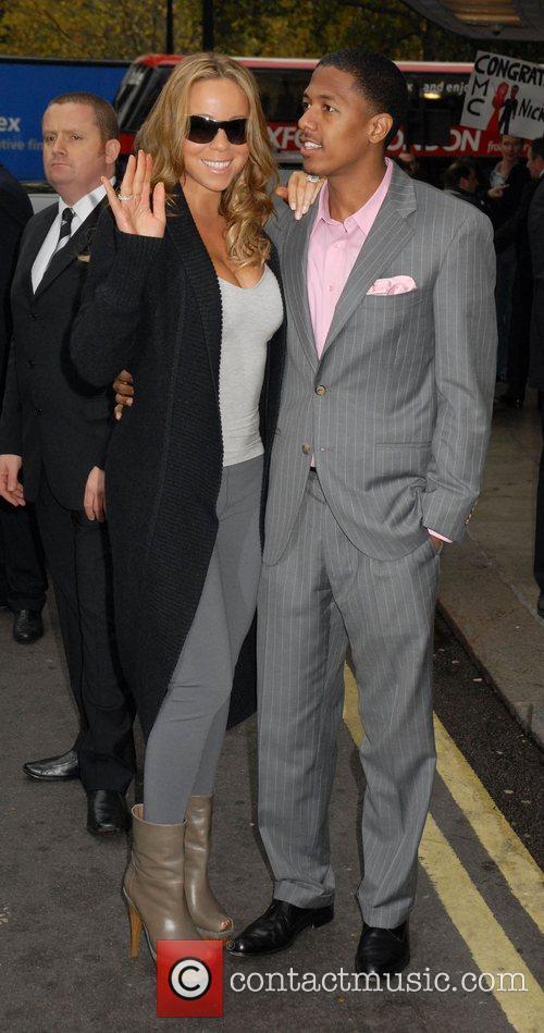 Mariah Carey and Husband Nick Cannon 6