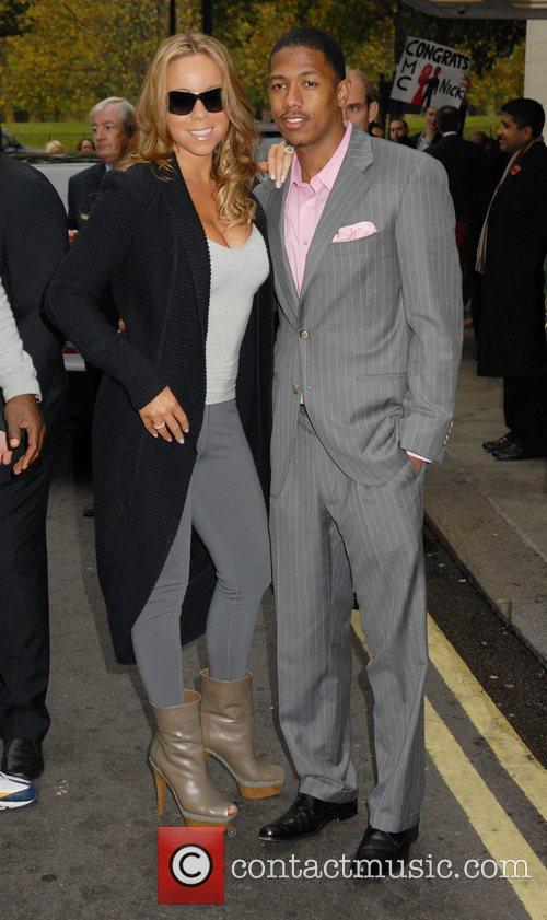 Mariah Carey and Husband Nick Cannon 9