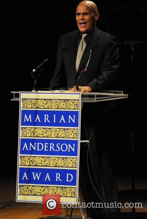 Harry Belafonte 2008 Marian Anderson Awards at the...