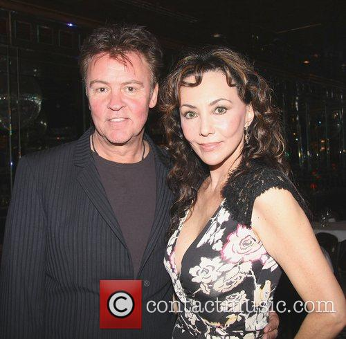 Paul Young and Marie Helvin