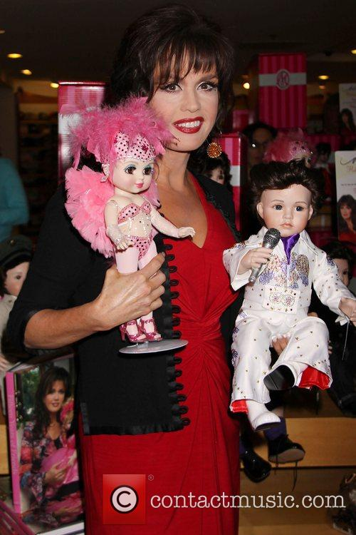 Marie Osmond and Las Vegas 4