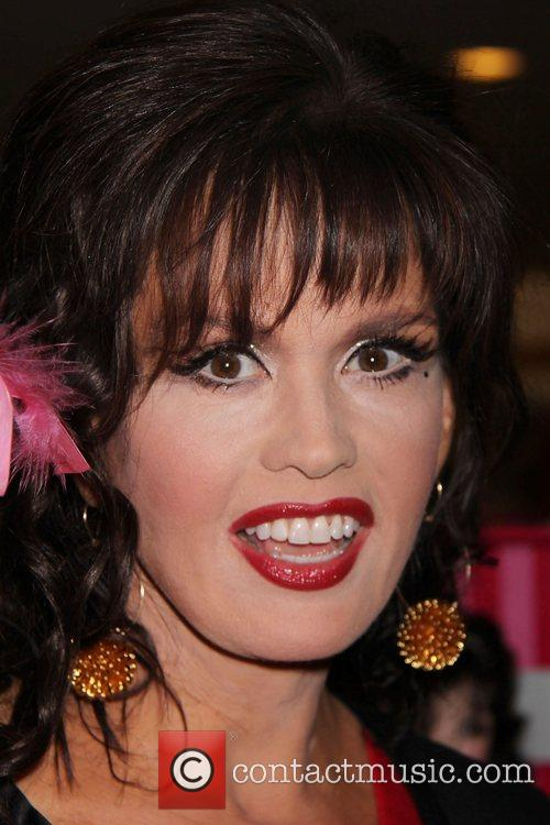 Marie Osmond and Las Vegas 7