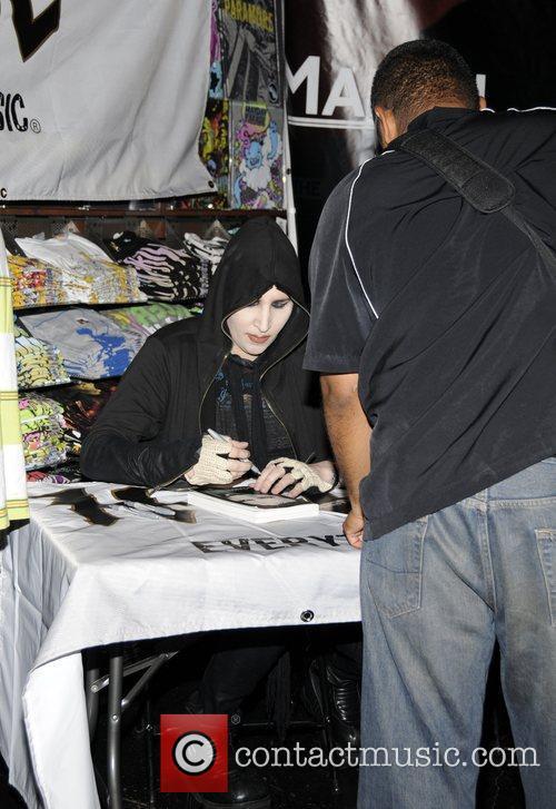 Marilyn Manson 10