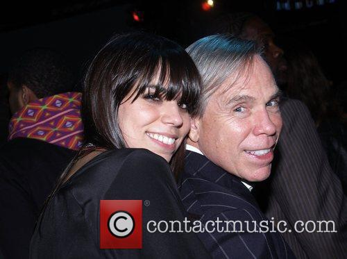 Ally Hilfiger and Tommy Hilfiger Marky Ramone's Rock...