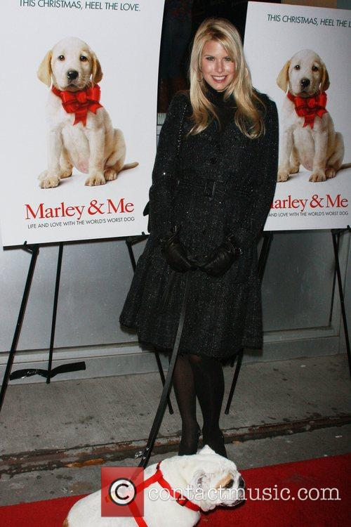 Beth Ostrosky Stern and her dog Bianca New...