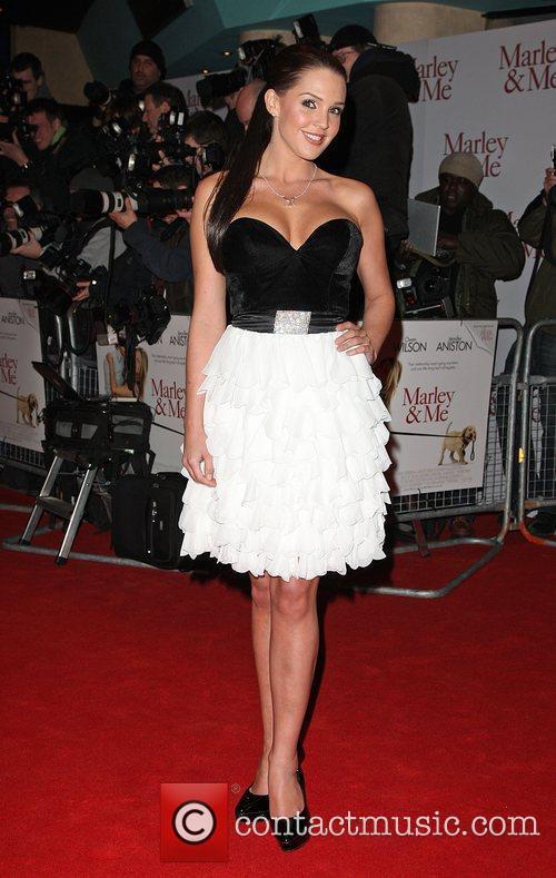 Danielle Lloyd Marley And Me - UK film...