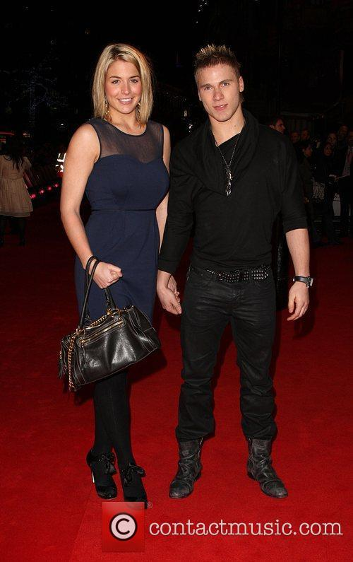 Gemma Atkinson Marley And Me - UK film...