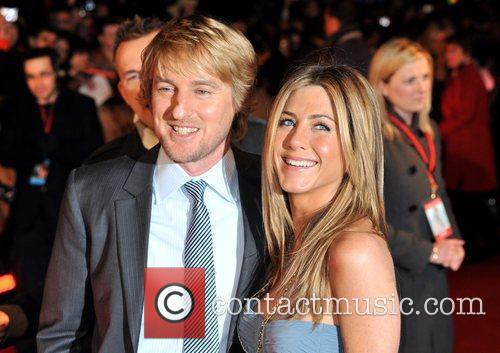 Owen Wilson and Jennifer Aniston 4