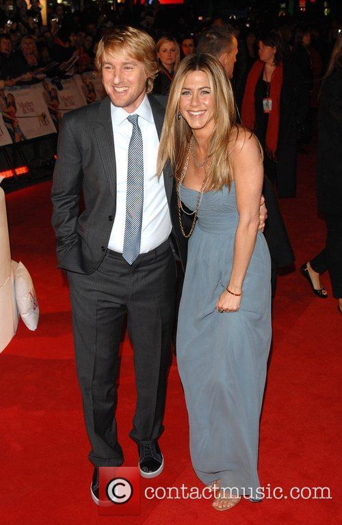 Owen Wilson and Jennifer Aniston 5