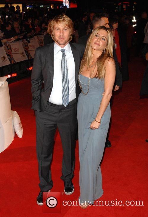 Owen Wilson and Jennifer Aniston 6
