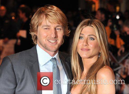 Owen Wilson and Jennifer Aniston 3