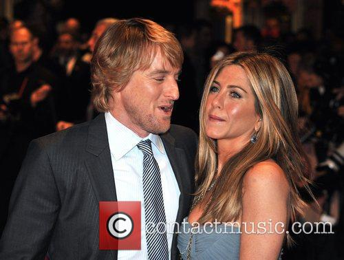 Owen Wilson and Jennifer Aniston Marley And Me...