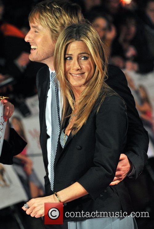 Owen Wilson and Jennifer Aniston 9