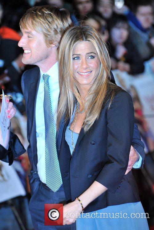 Owen Wilson and Jennifer Aniston 11