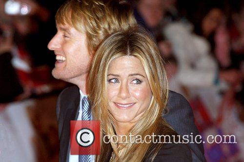 Jennifer Aniston and Owen Wilson Marley And Me...
