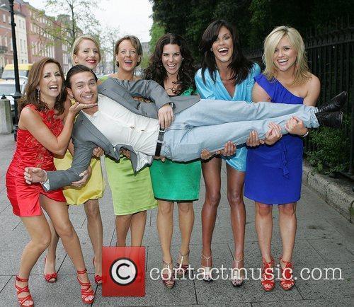 Lorraine Keane, Glenda Gilson and Keane 2