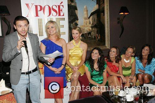 Matt Di Angelo, Karen Koster, Aisling O'Loughlin, Lisa...
