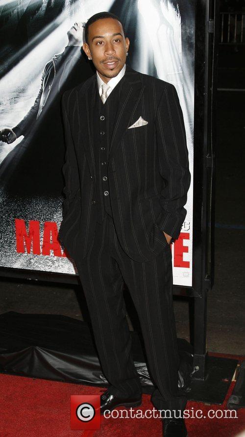 Chris 'Ludacris' Bridges Los Angeles Premiere 'Max Payne'...