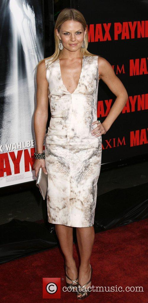 Jennifer Morrison Los Angeles Premiere 'Max Payne' held...