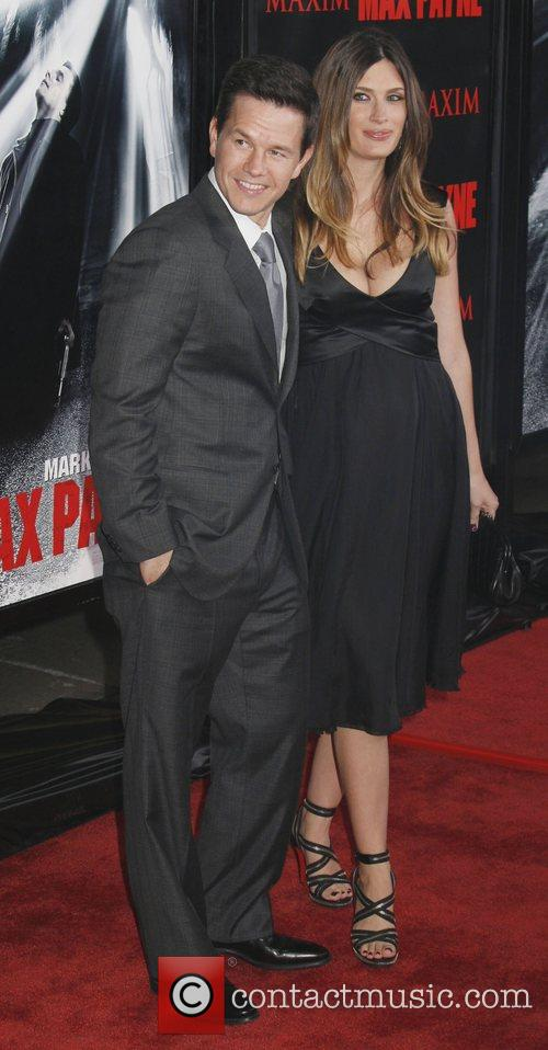 Mark Wahlberg Los Angeles Premiere 'Max Payne' held...