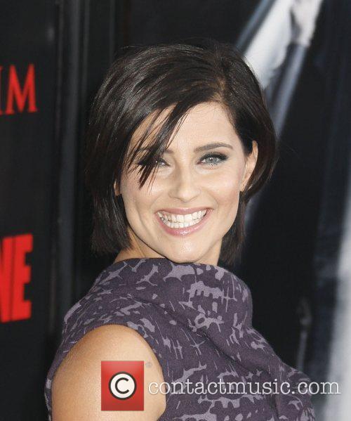 Nelly Furtado Los Angeles Premiere 'Max Payne' held...