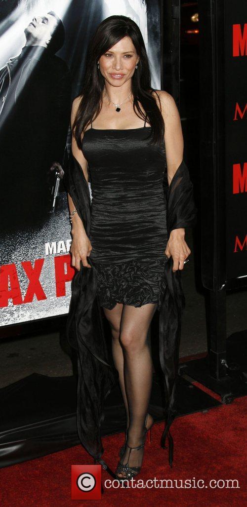 Sarah Brown Los Angeles Premiere 'Max Payne' held...