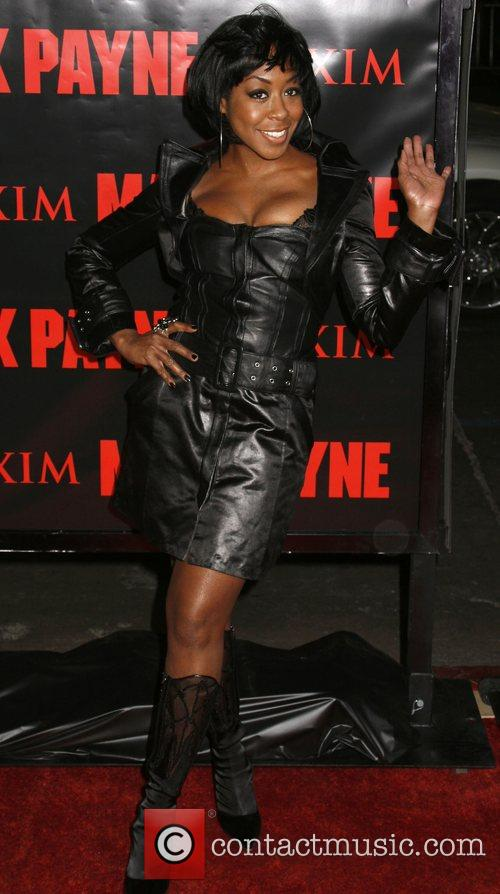 Tichina Arnold Los Angeles Premiere 'Max Payne' held...