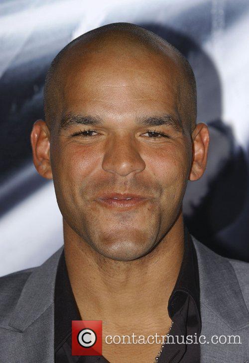Amaury Nolasco Los Angeles Premiere 'Max Payne' held...