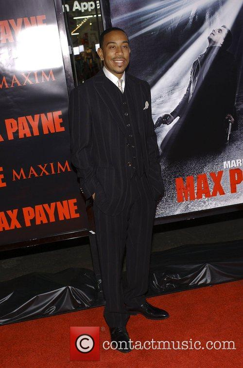 Chris Bridges aka Ludacris Los Angeles Premiere 'Max...