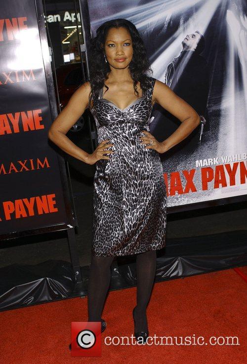 Garcelle Beauvais-Nilon Los Angeles Premiere 'Max Payne' held...