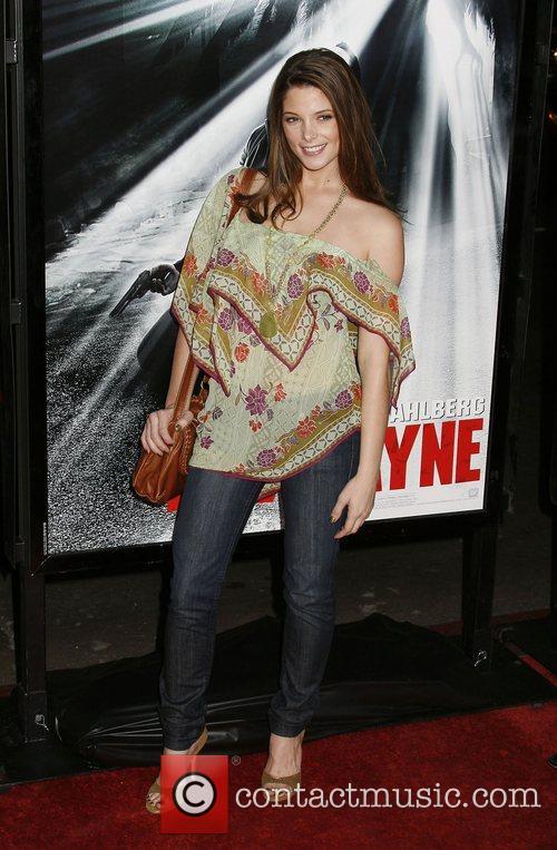 Ashley Green Los Angeles Premiere 'Max Payne' held...